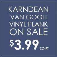Karndean  Van Gogh  $3.99 sq.ft. Visit Gundersen's Floors To Go!